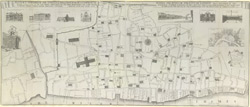 An exact surveigh of the streets, lanes, and churches, comprehendd. within the ruins of the city of London